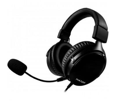 Навушники Hator Hyperpunk HTA-821 Gunmetal / Black