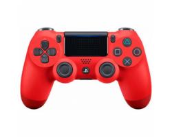 Геймпад бездротовий PlayStation Dualshock 4 v2 Magma Red