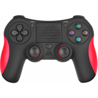 Геймпад бездротовий MARVO GT-80 PC / PS4 Wireless Black / Red (GT-80)