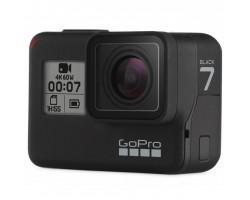 Екшн-камера GoPro HERO7 Black (CHDHX-701-RW)