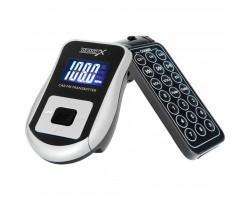 FM модулятор Grand-X CUFM75GRX black SD/USB (CUFM75GRX)