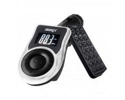Автомобільний MP3-FM модулятор Grand-X CUFM77GRX black SD/USB (CUFM77GRX)