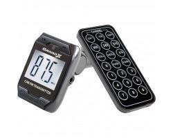 Автомобільний MP3-FM модулятор Grand-X CUFM71GRX black SD/USB (CUFM71GRX)