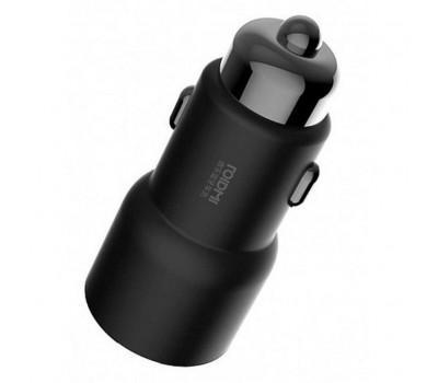 Автомобільний MP3-FM модулятор Xiaomi RoidMi 3S Bluetooth BFQ04RM Black (1A081OVB)