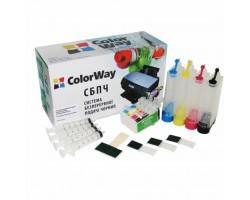 СБПЧ ColorWay Epson T26/27/TX1xx /C91/CX4300 (T26CC-0.0)