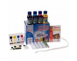 СБПЧ WWM HP Deskjet Ink Advantage 3525/4615/4625/5525/6525 (IS.0411)