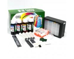СБПЧ ColorWay HP №920 chip (black pigment) (H920CC-4.1P)