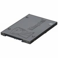 """Накопичувач 2.5"""" SSD 480GB Kingston A400 (SA400S37/480GBK) OEM"""