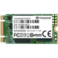 Накопичувач SSD M.2 2242 240GB Transcend (TS240GMTS420S)
