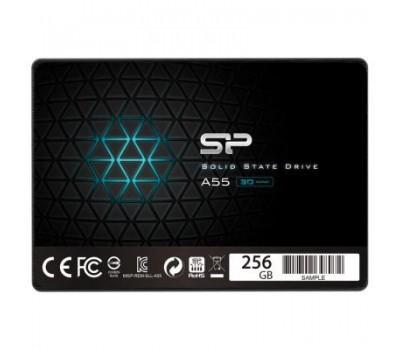 "Накопичувач SSD 2.5"" 256GB Silicon Power (SP256GBSS3A55S25)"