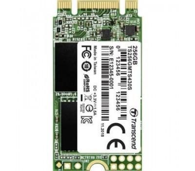 Накопичувач SSD M.2 2242 256GB Transcend (TS256GMTS430S)