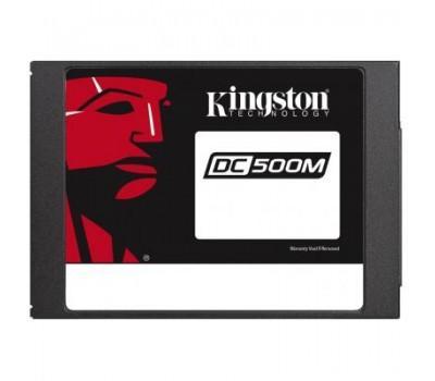 """Накопичувач SSD 2.5"""" 1.92TB Kingston (SEDC500R/1920G)"""