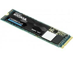 Твердотільний накопичувач Kioxia Exceria Plus 2280 PCIe 3.0 x4 NVMe 500GB (LRD10Z500GG8)