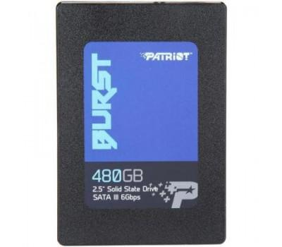 "Накопичувач SSD 2.5"" 480GB Patriot (PBU480GS25SSDR)"