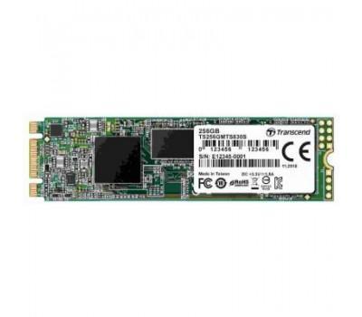 Накопичувач SSD M.2 2280 256GB Transcend (TS256GMTS830S)
