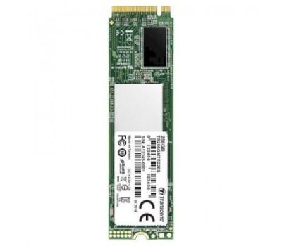 Накопичувач SSD M.2 2280 256GB Transcend (TS256GMTE220S)