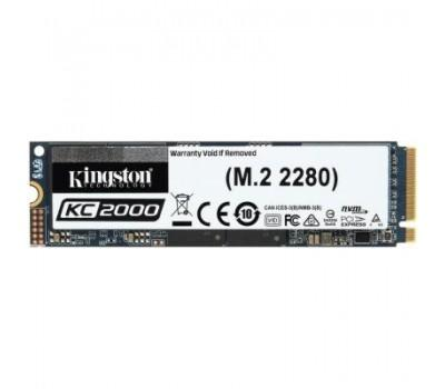 Накопичувач SSD M.2 2280 250GB Kingston (SKC2000M8/250G)
