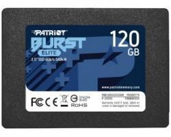 "Накопичувач 2.5"" SSD 120GB Patriot Burst Elite (PBE120GS25SSDR)"
