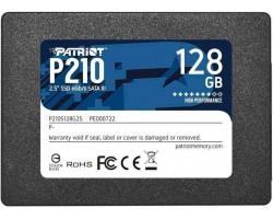 "Накопичувач SSD 2.5"" Patriot 128GB SATA TLC ( P210 P210S128G25)"