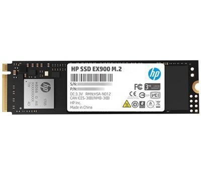Накопичувач SSD 500G NVMe PCIe Gen3x4 M.2 2280 HP EX900 2100/1500