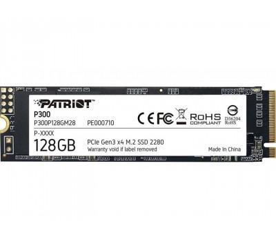 Накопичувач SSD M.2 2280 128GB Patriot (P300P128GM28)