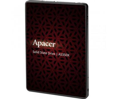 """Накопичувач SSD 2.5 """"128GB AS350X Apacer (AP128GAS350XR-1)"""