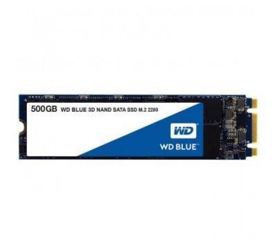 Накопичувач SSD M.2 2280 500GB Western Digital (WDS500G2B0B)