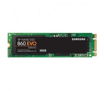 Накопичувач SSD M.2 2280 500GB Samsung (MZ-N6E500BW)