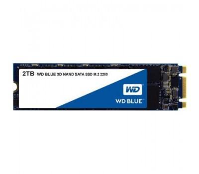 Накопичувач SSD M.2 2280 2TB Western Digital (WDS200T2B0B)