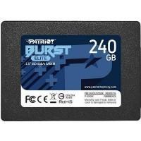 "Накопичувач 2.5"" SSD 240GB Patriot Burst Elite (PBE240GS25SSDR)"