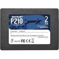 """Накопичувач SSD 2.5"""" 2TB Patriot (P210S2TB25)"""