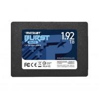 "Накопичувач SSD 1.92TB Patriot Burst Elite 2.5 ""SATAIII TLC (PBE192TS25SSDR)"