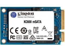 Накопичувач SSD mSATA 256GB Kingston (SKC600MS/256G)