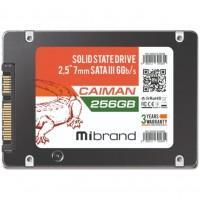 """Накопичувач SSD 2.5"""" 256GB Mibrand (MI2.5SSD/CA256GB) Bulk"""