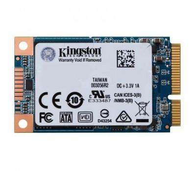 Накопичувач SSD mSATA 120GB Kingston (SUV500MS/120G)