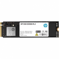 Накопичувач HP EX900 250GB NVMe M.2 2280 PCIe 3.0 x4 3D NAND TLC (2YY43AA#ABB)