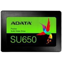 """Накопичувач SSD 2.5"""" 512GB ADATA (ASU650SS-512GT-R)"""