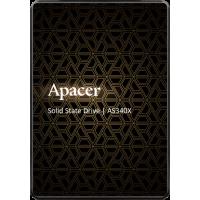 """Накопичувач SSD 2.5"""" 120GB AS340X Apacer (AP120GAS340XC-1)"""