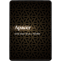 "Накопичувач SSD 2.5"" 240GB AS340X Apacer (AP240GAS340XC-1)"