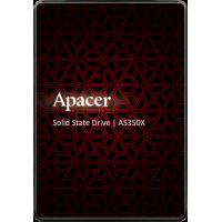 """Накопичувач SSD 2.5"""" 256GB AS350X Apacer (AP256GAS350XR-1)"""