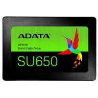 """Накопичувач SSD 2.5"""" 256GB ADATA (ASU650SS-256GT-R)"""