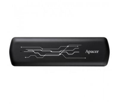 Накопичувач SSD USB 3.2 1TB Apacer (AP1TBAS722B-1)