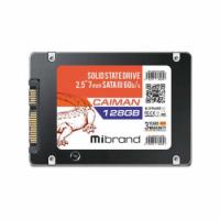 """Накопичувач 2.5"""" SSD 128GB Mibrand Caiman (MI2.5SSD/CA128GB) Bulk"""