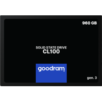 "Накопичувач SSD 2.5"" 960GB GOODRAM (SSDPR-CL100-960-G3)"