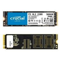 Накопичувач SSD M.2 2280 500GB MICRON (CT500P2SSD8)
