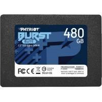 "Накопичувач SSD 2.5"" 480GB Burst Elite Patriot (PBE480GS25SSDR)"