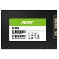 "Накопичувач SSD 2.5"" 256GB Acer (RE100-25-256GB)"