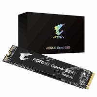 Накопичувач M.2 SSD 500GB Gigabyte (GP-AG4500G)