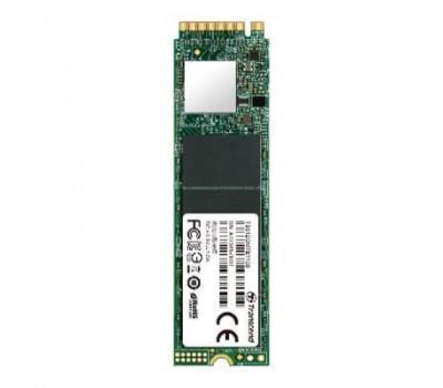 Накопитель SSD M.2 2280 256GB Transcend (TS256GMTE110S)