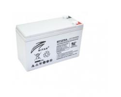 Батарея до ДБЖ RITAR 12V 7.0Ah (RT1270A) AGM технология